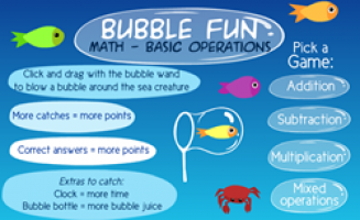 Bubble Fun Basics