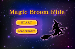 Magic Broom Ride